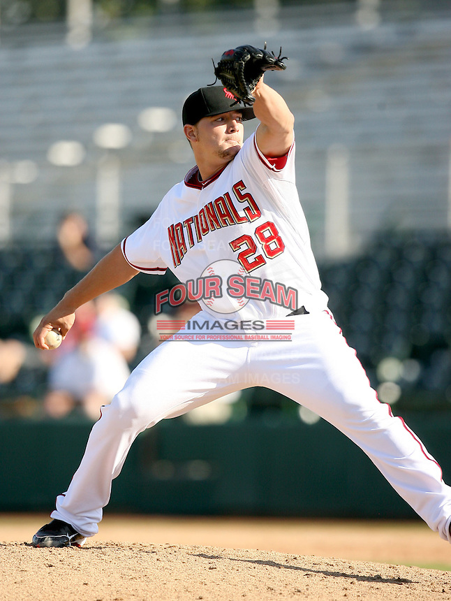 Cole Kimball - Scottsdale Scorpions - 2010 Arizona Fall League.Photo by:  Bill Mitchell/Four Seam Images..