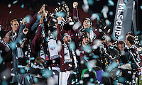21 November 2010:  The Colorado Rapid are the MLS Champions after winning the 2010 MLS Cup Final between the Colorado Rapids and FC Dallas at BMO Field in Toronto, Ontario Canada..The Colorado Rapids won 2-1 in extra time...