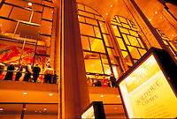 The Metropolitan Opera House at Lincoln Center for the Performing Arts,  New York City, New York