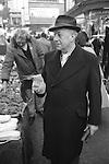 Sir Alec Guinness London UK 1977..