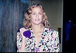 Lauren Hutton 1987.