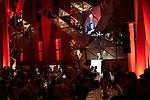8.11.2014, Berlin Jüdisches Museum. Verleihung des »Preises für Verständigung und Toleranz« des Jüdischen Museums Berlin an Bundesfinanzminister Wolfgang Schäuble MdB und Verleger Hubert Burda.