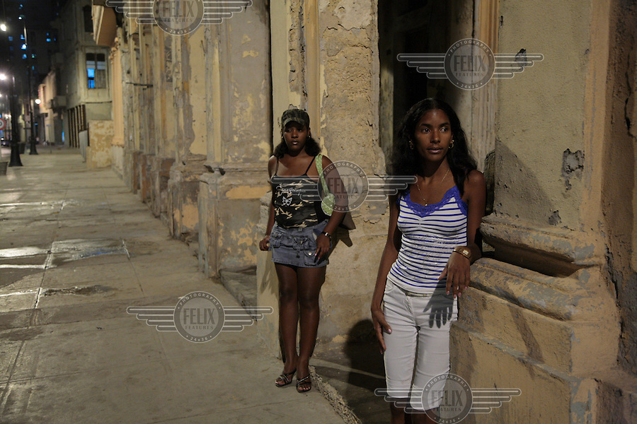 Куба проститутки девушки