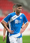 St Johnstone FC U20&rsquo;s Season 2016-17<br />Greg Hurst<br />Picture by Graeme Hart.<br />Copyright Perthshire Picture Agency<br />Tel: 01738 623350  Mobile: 07990 594431