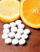VITAMIN C &amp; CITRUS FRUITS<br />