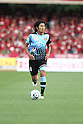 Kosei Shibasaki (Frontale), MAY 15th, 2011 - Football : 2011 J.League Division 1 match between Kawasaki Frontale 3-2 Kashima Antlers at Todoroki Stadium in Kanagawa, Japan. (Photo by Kenzaburo Matsuoka/AFLO).