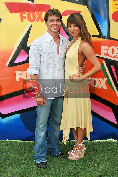 Mathew Lawrence and Cheryl Burke<br />at the 2007 Teen Choice Awards. Gibson Amphitheater, Universal City, CA. 08-26-07<br />Dave Edwards/DailyCeleb.com 818-249-4998