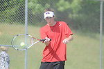 Lafayette High vs. Greenwood in tennis action at Ole Miss in Oxford, Miss on Thursday, April 22, 2010.