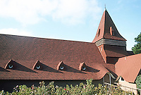 St. John's Episcopal, 1891. Monterey CA. Ernest Coxhead. Photo '85.