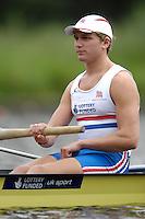 Amsterdam, NETHERLANDS, GBR BM2-,  2011 FISA U23 World Rowing Championships, Wednesday, 20/07/2011 [Mandatory credit:  Intersport Images]