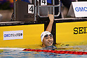 Satomi Suzuki, FEBRUARY 11, 2012 - Swimming : The 53rd Japan Swimming Championships (25m) .Women's 100m Breaststroke Final at Tatsumi International Swimming Pool, Tokyo, Japan. (Photo by YUTAKA/AFLO SPORT) [1040]