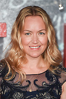 LONDON, UK. October 17, 2016: Producer Lynette Howell at the premiere of &quot;The Accountant&quot; at the Empire Leicester Square, London.<br /> Picture: Steve Vas/Featureflash/SilverHub 0208 004 5359/ 07711 972644 Editors@silverhubmedia.com