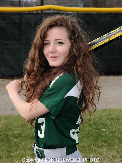 Huron High School softball team.