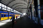 Haarlem Train Station, Holland