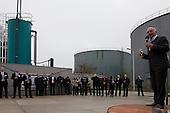 Demosite afvalwaterzuiveringstechnologie - officiële opening