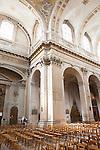 Saint Louis en L'Ile Church, Rue Saint-Louis en L'ile, Ile Saint-Louis, Paris, France
