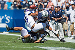 _88R4564..2012 FTB vs Weber State University..BYU - 45.Weber State - 6. .Photo by Jaren Wilkey/BYU..September 8, 2012..© BYU PHOTO 2012.All Rights Reserved.photo@byu.edu  (801)422-7322