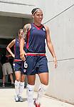 30 July 2006: Natasha Kai (USA). The United States Women's National Team defeated Canada 2-0 at SAS Stadium in Cary, North Carolina in an international friendly soccer match.