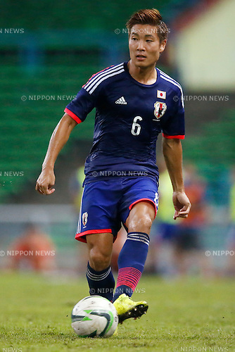 Ryosuke Yamanaka (JPN), MARCH 29, 2015 - Football / Soccer : AFC U-23 Championship 2016 Qualification Group I match between U-22 Japan 2-0 U-22 Vietnam at Shah Alam Stadium in Shah Alam, Malaysia. (Photo by Sho Tamura/AFLO SPORT)