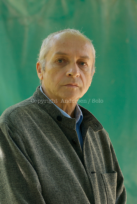 Max Geneve, French writer in 2008.