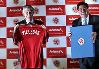 Avianca Nuevo Patrocinador de la FCF / Avianca New Sponsor Of FCF