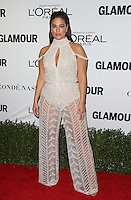 LOS ANGELES, CA - NOVEMBER 14: Ashley Graham at  Glamour's Women Of The Year 2016 at NeueHouse Hollywood on November 14, 2016 in Los Angeles, California. Credit: Faye Sadou/MediaPunch