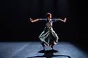 London, UK. 25.09.2014. Seeta Patel presents SOMETHING THEN, SOMETHING NOW, an evening of dance and music from South India, in the Lilian Baylis Studio, at Sadler's Wells. Photograph © Jane Hobson.