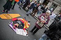 """28.11.2014 - """"No More Deaths from Fuel Poverty: Energy Rights Now!"""""""