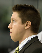 Dan Kerluke (Maine - Assistant Coach) - The Boston University Terriers defeated the University of Maine Black Bears 1-0 (OT) on Saturday, February 16, 2008 at Agganis Arena in Boston, Massachusetts.