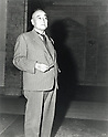 Undated - Shigeru Yoshida was a Japanese diplomat and politician who served as Prime Minister of Japan from 1946 to 1947 and from 1948 to 1954.  (Photo by Kingendai Photo Library/AFLO)