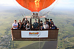 20111209 Hot Air Balloon Gold Coast 09 December