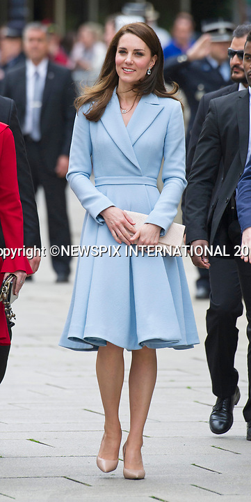 Kate Middleton & Luxembourg Royals, Ducal Palace
