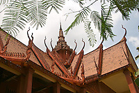National Museum, Phnom Penh, Cambodia