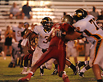Lafayette High vs. Itawamba in Oxford, Miss. on Friday, September 10, 2010. Lafayette won 28-6.