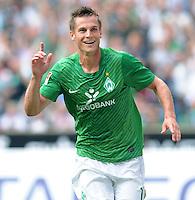 Fussball Bundesliga 2011/12: SV Werder Bremen - 1. FC Kaiserslautern