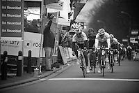 3 Days of West-Flanders, .day 2: Brugge-Kortrijk/Bellegem.Francesco Chicchi wins..