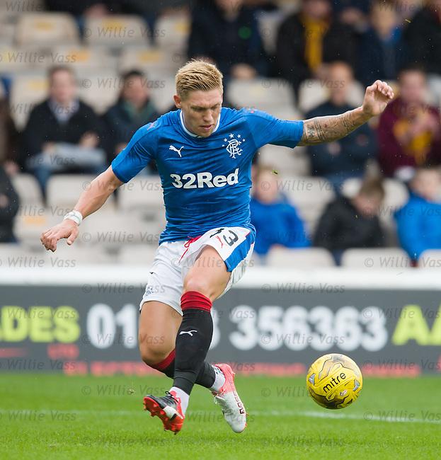 Martyn Waghorn, Rangers