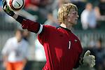 9 November 2005: . Duke University defeated Virginia Tech 2-0 at SAS Stadium in Cary, North Carolina in a quarterfinal of the 2005 ACC Men's Soccer Championship.