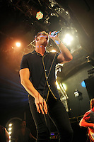 LONDON, ENGLAND - AUGUST 8: Rob Damiani of 'Don Broco' performing at Islington Academy on August 8, 2016 in London, England.<br /> CAP/MAR<br /> &copy;MAR/Capital Pictures /MediaPunch ***NORTH AND SOUTH AMERICAS ONLY***