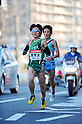 Takehiro Deki (Aoyamagakuin-Univ), January 2, 2012 - Athletics: The 88th Hakone Ekiden Race the 2nd section in Kanagawa, Japan. (Photo by Jun Tsukida/AFLO SPORT)