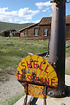 Shell gasoline at Bodie SHP