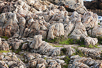 Rocky coast, Hermanus, South Africa.