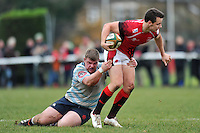 London Welsh v Edinburgh Academical