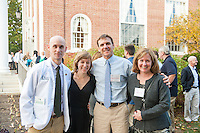 Shane Greene, left. Class of 2016 White Coat Ceremony.