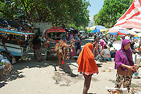 local market, Chakra, Lombok