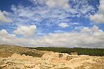 Hurvat Rimon in the Shephelah