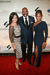 SOLEDAD O'BRIEN, Steve & Marjorie Harvey Attend the 2012 Steve & Marjorie Foundation Gala Presented by Screen Gems Held at CIPRIANI WALL STREET, NY   5/14/12