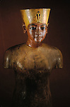 King Tutankhamun; Egypt; New Kingdom; Tutankhamun; Valley of the Kings; Tut; Tomb; Tut Manniken, Wooden Torso; Egyptian Museum