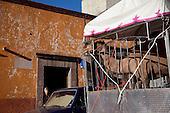 Circus in town, San Miguel de Allende, Guanajuato, Mexico, san miguel