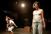 Urban Garden performs Mark Twain's Joan of Arc at Burning Coal Theater Sunday July 1st 2012